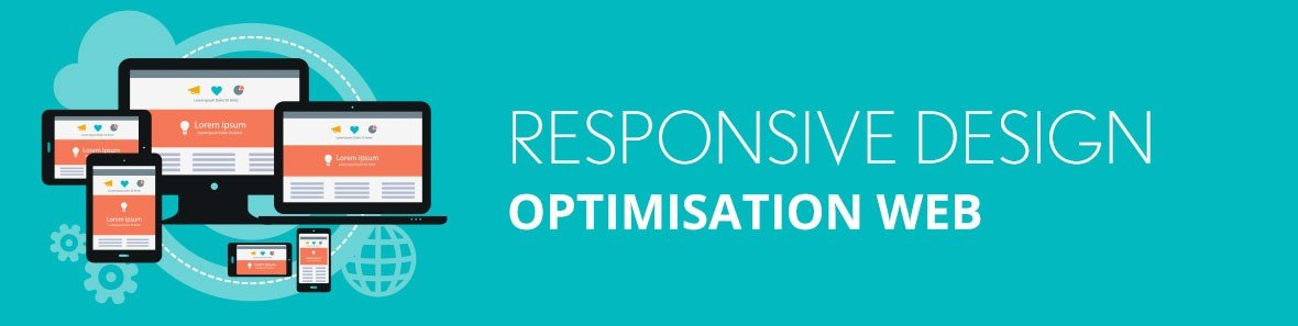 L'optimisation d'un site Web en Responsive Design