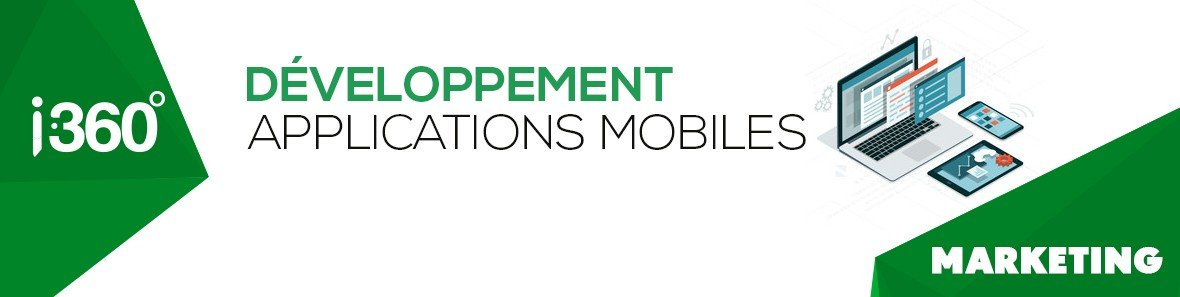 Développement d'applications mobiles