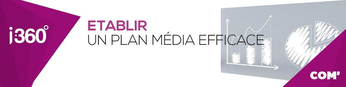 Comment établir un plan média efficace ?