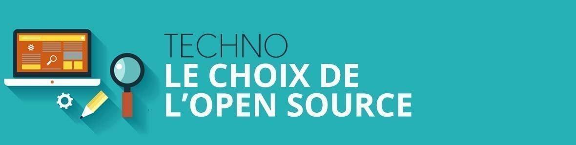 Le choix de l'Open Source