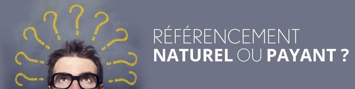 Quelle option choisir entre un référencement naturel et payant ?