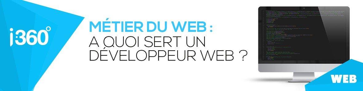 Le métier de développeur web