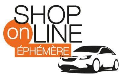 ShopOnLine Ephémère