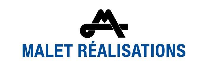 logo de l'entreprise Malet Réalisations de Toulouse